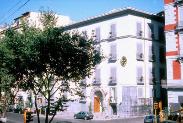 Hotel Del Real Orto Botanico Naples Na Ostellionline Net